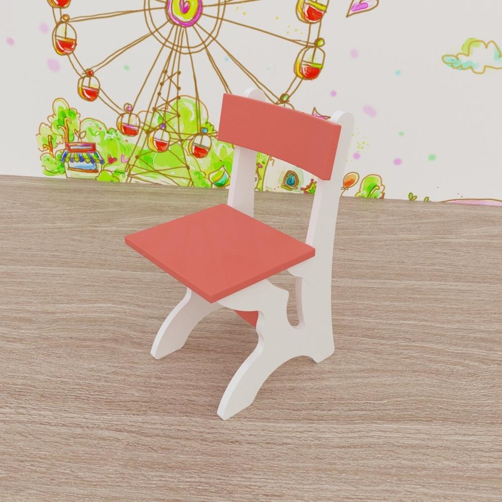 Столы и стулья Малина Стул Малина 50x31 см розовый