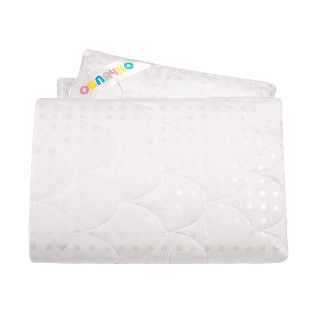 Постельные принадлежности Облачко Одеяло Облачко 110х140 см mercury постельные принадлежности набор 4 штуки простыня с набивной чехол на одеяло 100