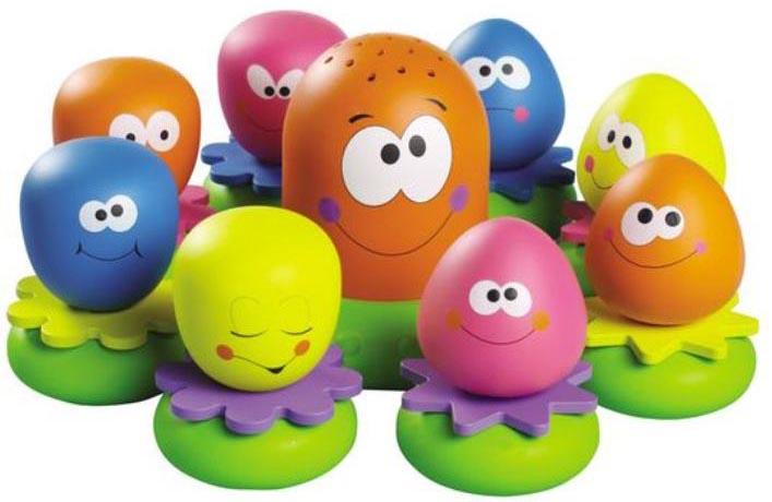Игрушки для ванны Tomy Игрушка для ванной Осьминожки Tomy игрушка для ванной tomy водный дракон то72356