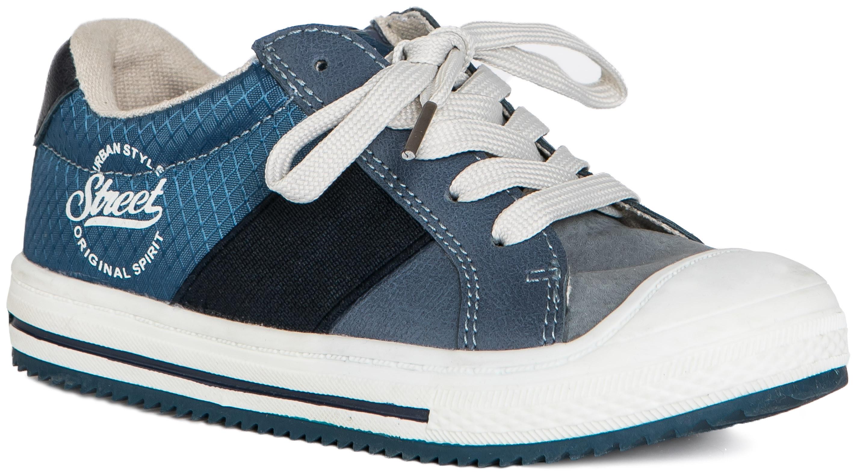Кроссовки Barkito 382989 полуботинки для мальчика elegami цвет темно синий 5 522151902 размер 36