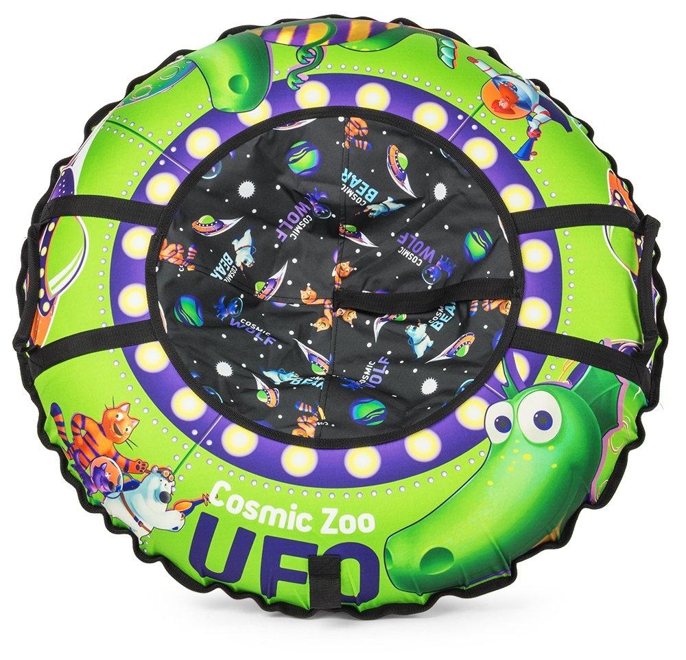 Тюбинги Small Rider UFO Cosmic Zoo зеленый cosmic zoo надувные санки ватрушка ufo желтый капитан клюква 472063 цв 1085277