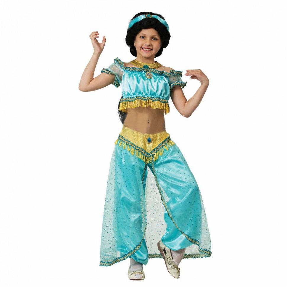 Костюмы и маски Батик Принцесса Жасмин карнавальные костюмы rio карнавальный костюм принцесса