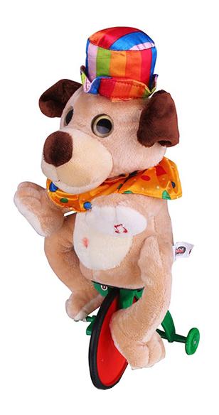 Фото - Интерактивная игрушка Mioshi Собачка-циркач интерактивная игрушка mioshi active два брата