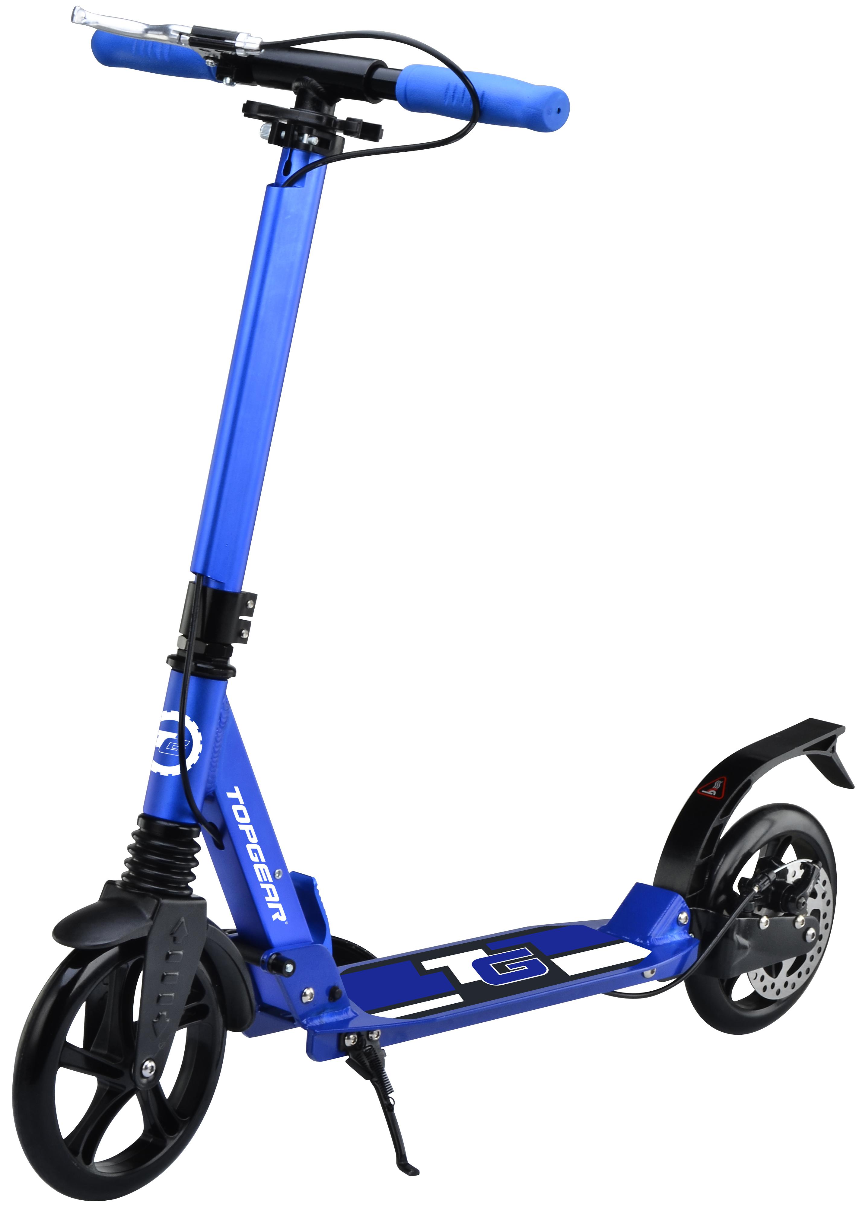 самокат TopGear TG 200 мм синий самокат top gear eco viii 200 мм голубой