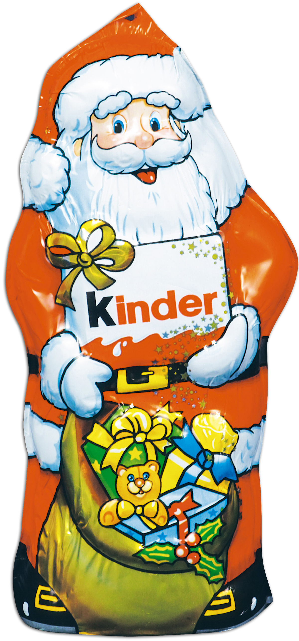 Шоколад Kinder Kinder «Дед Мороз» молочный фигурный 55 г