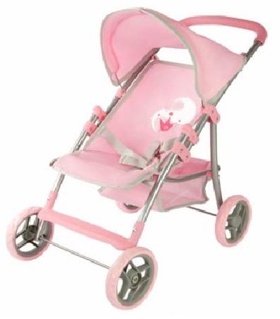 прогулочная коляска для куклы Наша игрушка Корона