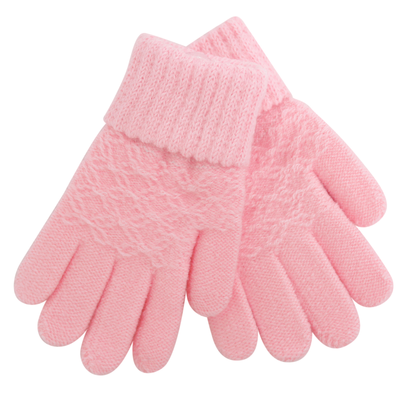 Варежки и перчатки Принчипесса Перчатки для девочки Принчипесса розовые варежки перчатки и шарфы coccodrillo шарф для девочки love cats
