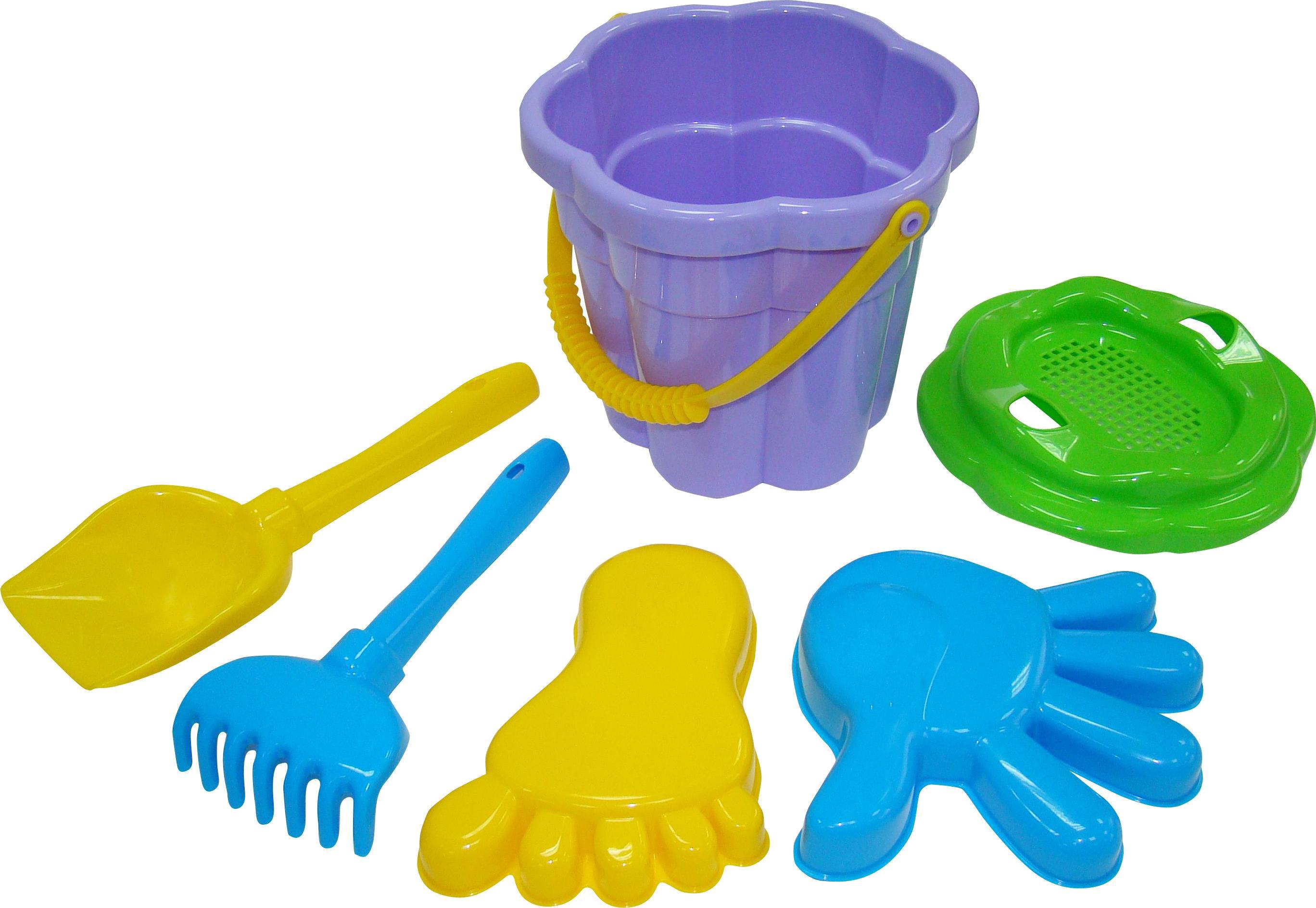 Игрушки для песка Полесье № 308 набор для игры с песком полесье n262