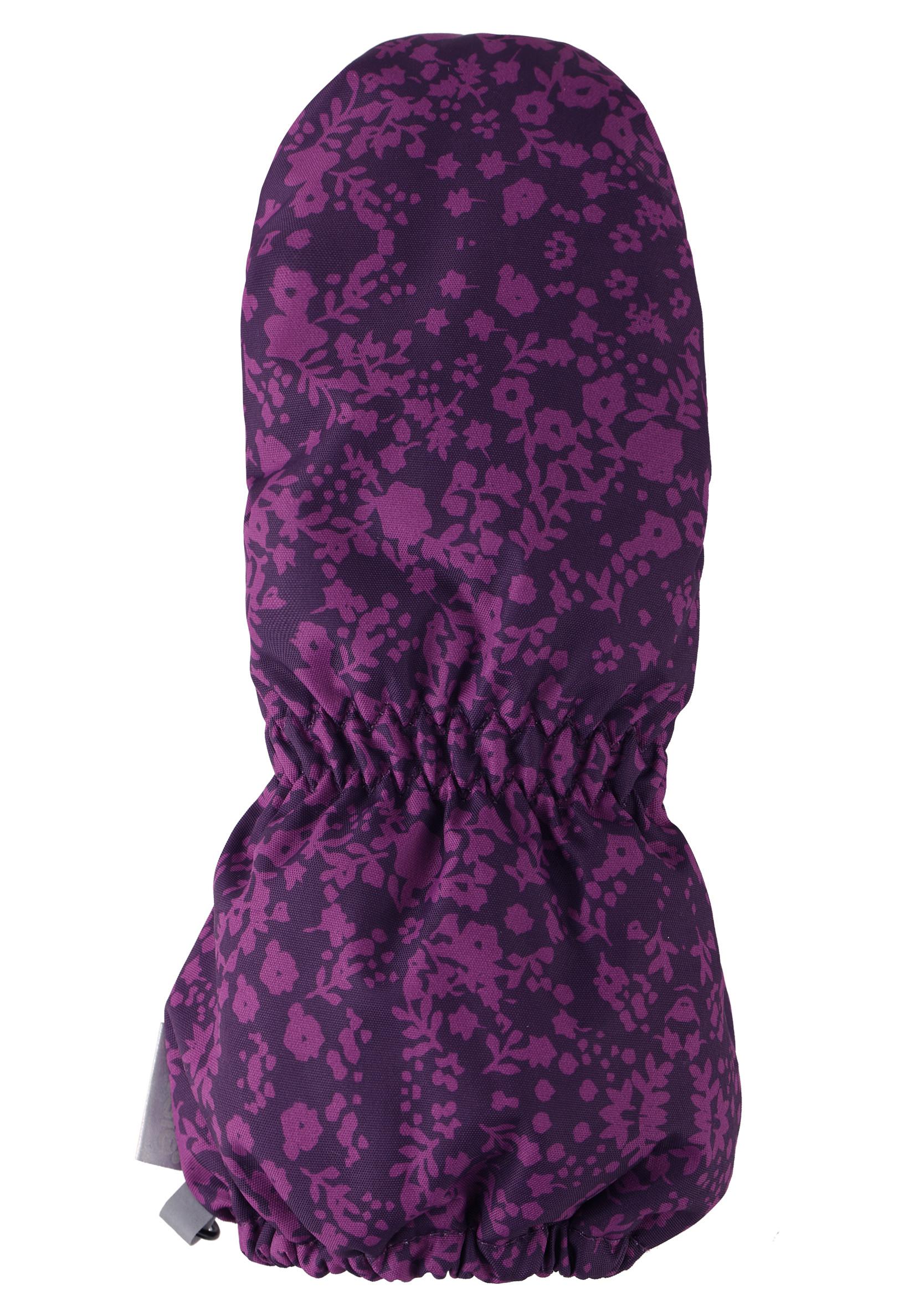 Варежки для девочки Lassie 727726-5581-003004 lassie зимние варежки для новорожденных