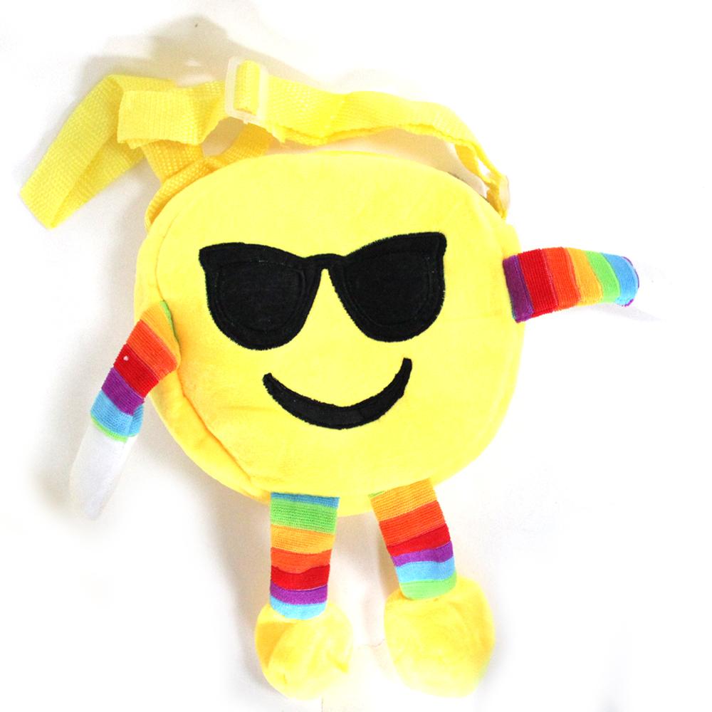 Сумки и рюкзаки Принчипесса Сумка-игрушка для мальчика Принчипесса ярко-желтая плюшевая детская плюшевая игрушка new 60 10