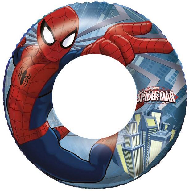 Товары для плавания Bestway 98003 круг надувной bestway spider man 56 см