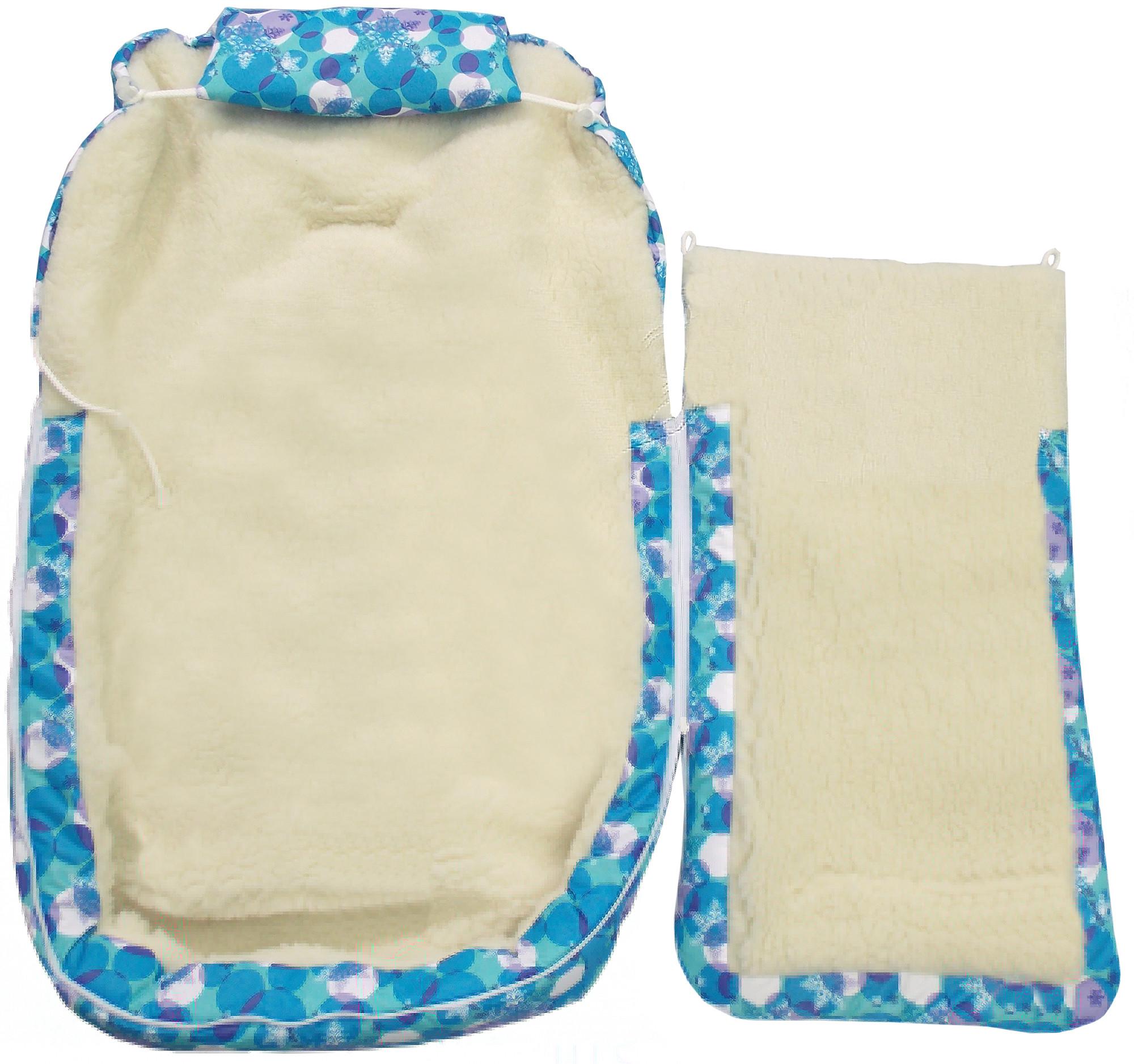 Аксессуары для колясок L'Abeille Campanella конверт детский womar womar конверт в коляску зимний aurora бирюзовый