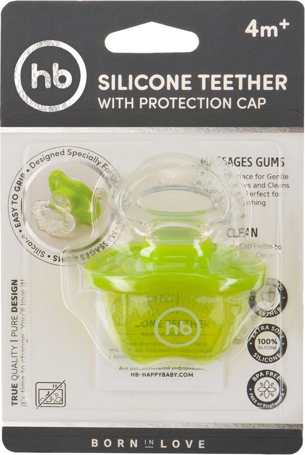 Прорезыватели Happy baby Teether silicone прорезыватели happy baby teether keys