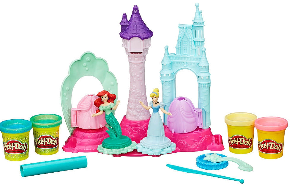 Play-Doh Play-Doh Сказочный замок принцесс Play-Doh play doh play doh сказочный замок принцесс play doh