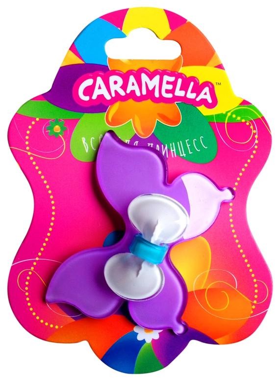 Фото Украшения CARAMELLA Заколка для волос Caramella «Бабочка» фиолетовый