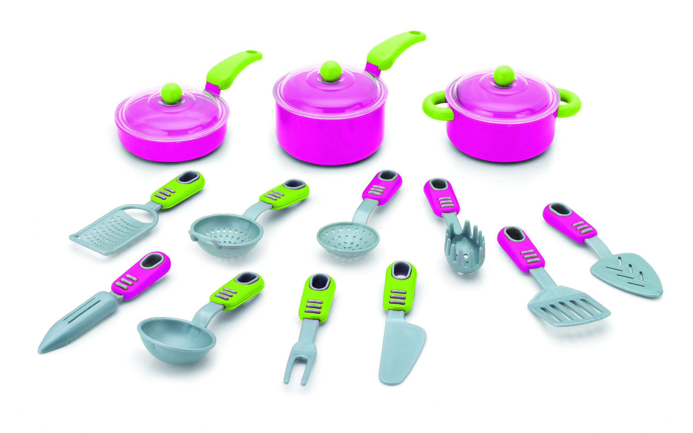 Игрушечная еда и посуда Гулливер Моя кухня игровой набор гулливер vs 204