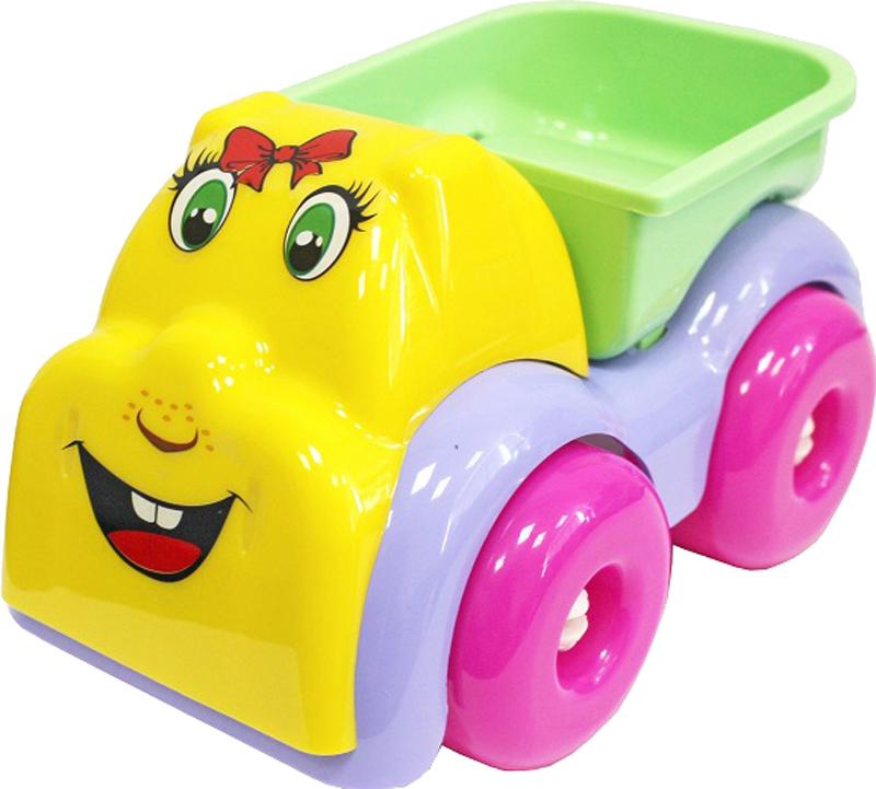 Фото - Грузовик Пластмастер Пластмастер «Маша» 20 см игры и игрушки в дорогу пластмастер подвеска на коляску пластмастер конфетка