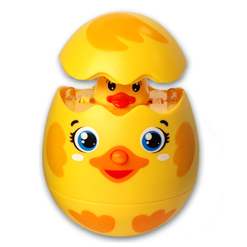 Развивающие игрушки Азбукварик Яйцо-сюрприз Азбукварик «Утенок» азбукварик планшет кто самый умный азбукварик