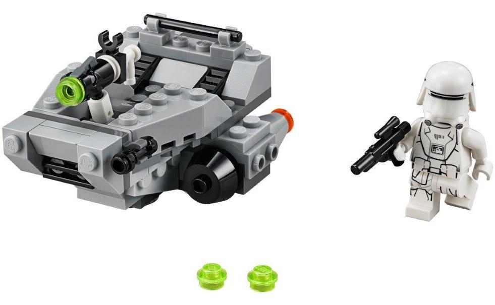 Star Wars LEGO Star Wars TM Снежный спидер Первого Ордена lego star wars конструктор боевой набор специалистов первого ордена 75197