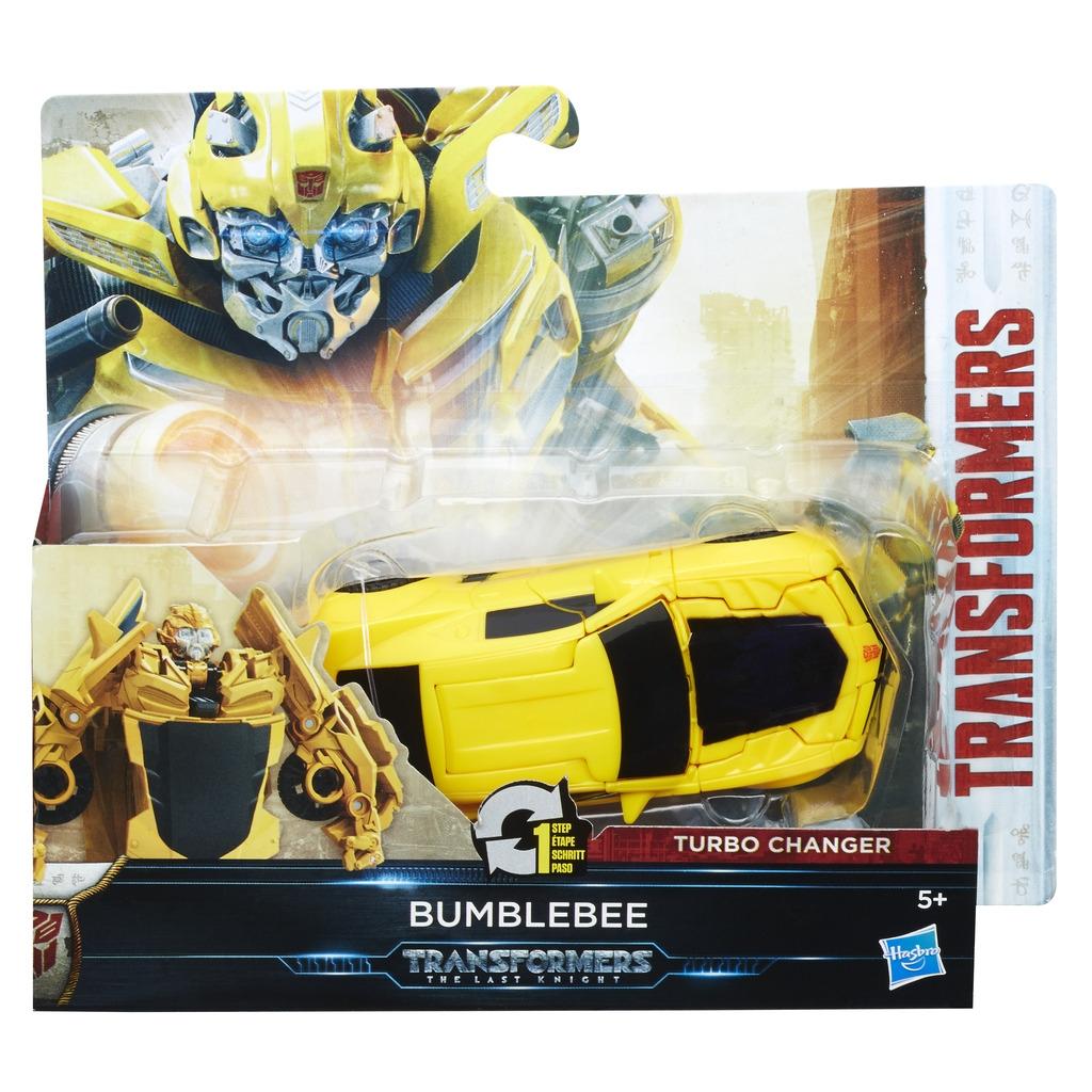 Машинки и мотоциклы Transformers Фигурка Transformers «Трансформеры 5: Уан-степ» в асс. машинки и мотоциклы transformers фигурка transformers мини титан