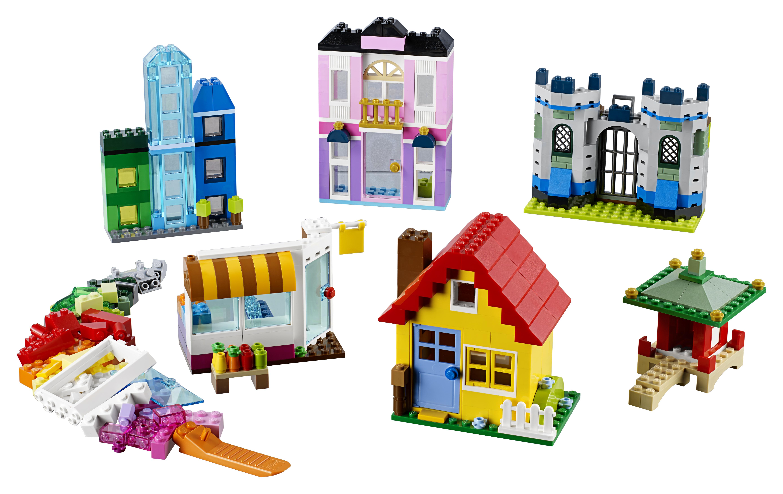 LEGO LEGO Classic 10703 Набор для творческого конструирования конструктор lego дупло набор деталей для творческого конструирования