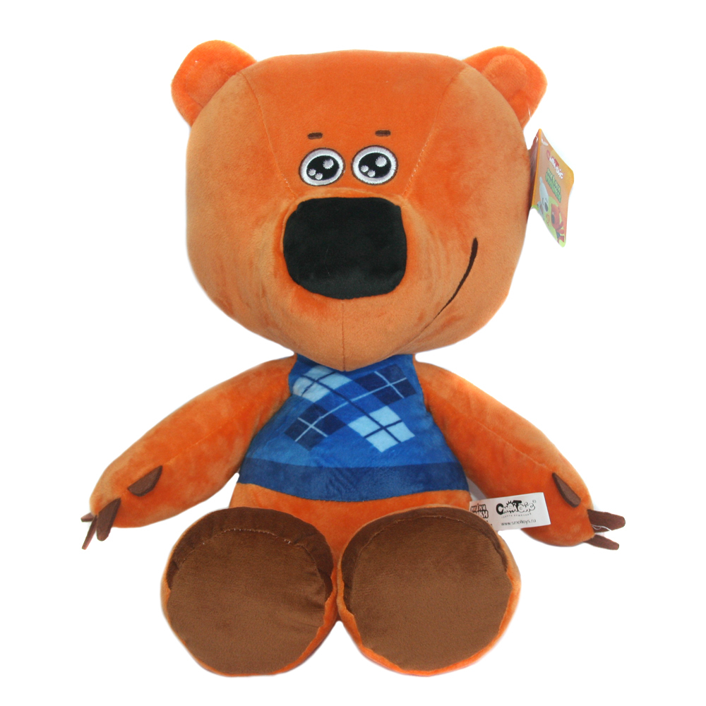 Мягкие игрушки СмолТойс «Мимимишки. Кеша» 50 см мягкая музыкальная игрушка попугай кеша союзмультфильм 17см
