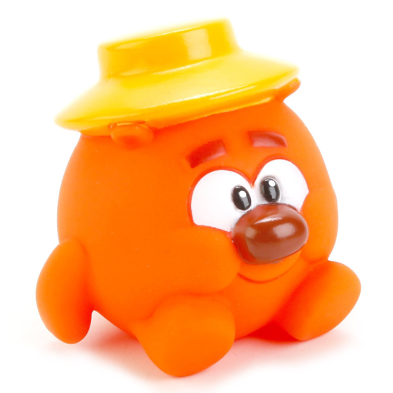 Игрушки для ванны Играем вместе Игрушка для ванны Играем вместе «Смешарики: Копатыч» игрушки для ванны воронежская игрушка игрушка для ванны снежный барс 13 см