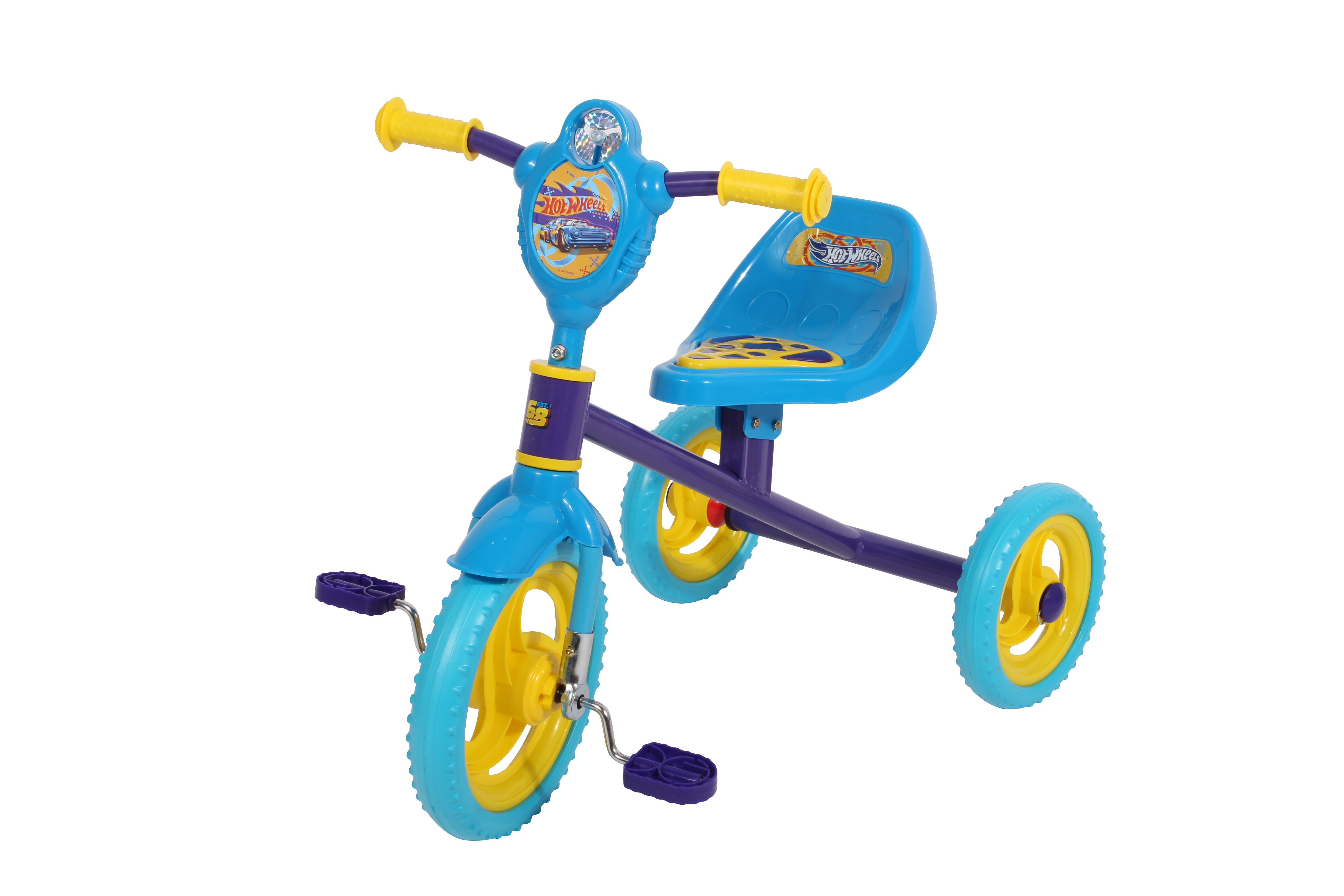 Hot Wheels 1toy Велосипед трехколесный 1Тoy «Hot Wheels» велосипеды трехколесные 1toy велосипед трехколесный 1тoy peppa