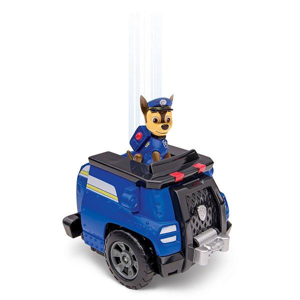 Игровой набор Paw Patrol Машина спасателей со звуком со светом 16704 конструктор spin master paw patrol полицейский патруль 18304