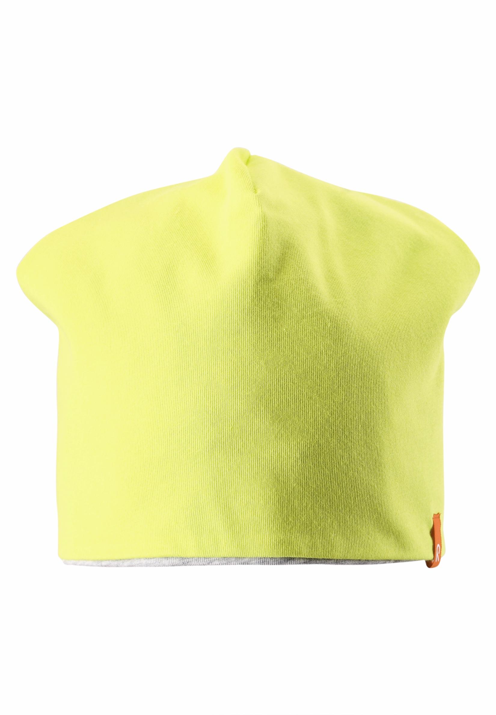 Головные уборы Reima Шапка Beanie, Frappe hello yellow, желтая шапка obey ruger beanie brown