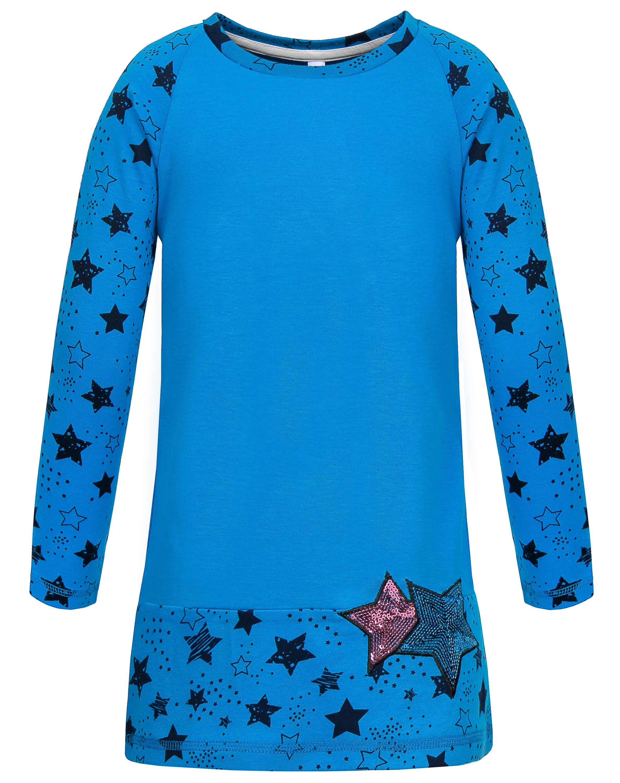 Платья Barkito Платье детское Barkito Цирк, синее fox платье темно синее