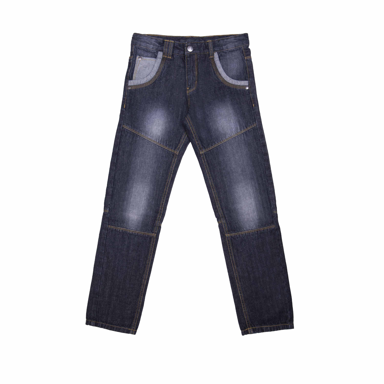 Купить Брюки-джинсы для мальчика, Дровосек темно-серые, 1шт., Barkito 890506 X540 75, Бангладеш, темно-серый, Мужской
