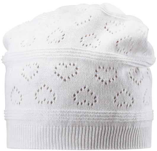 Шапка Reima Pumice белый reima шапка lilja белый меланж