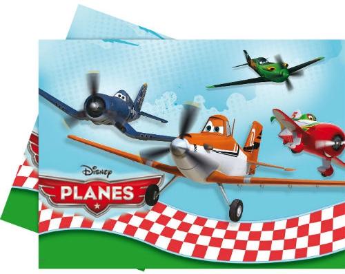 Скатерть Procos Самолеты 120x180 см. гирлянда детская procos самолеты