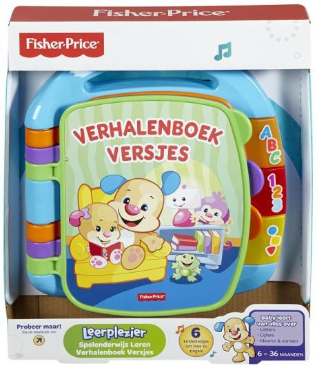 Купить Развивающие игрушки, Стишки для малышей, Fisher Price, Китай