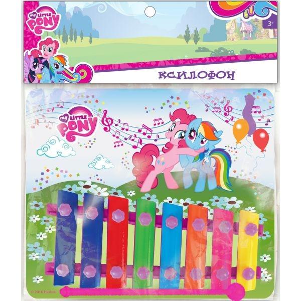 My Little Pony Играем вместе My Little Pony smoby музыкальный инструмент ксилофон 211013