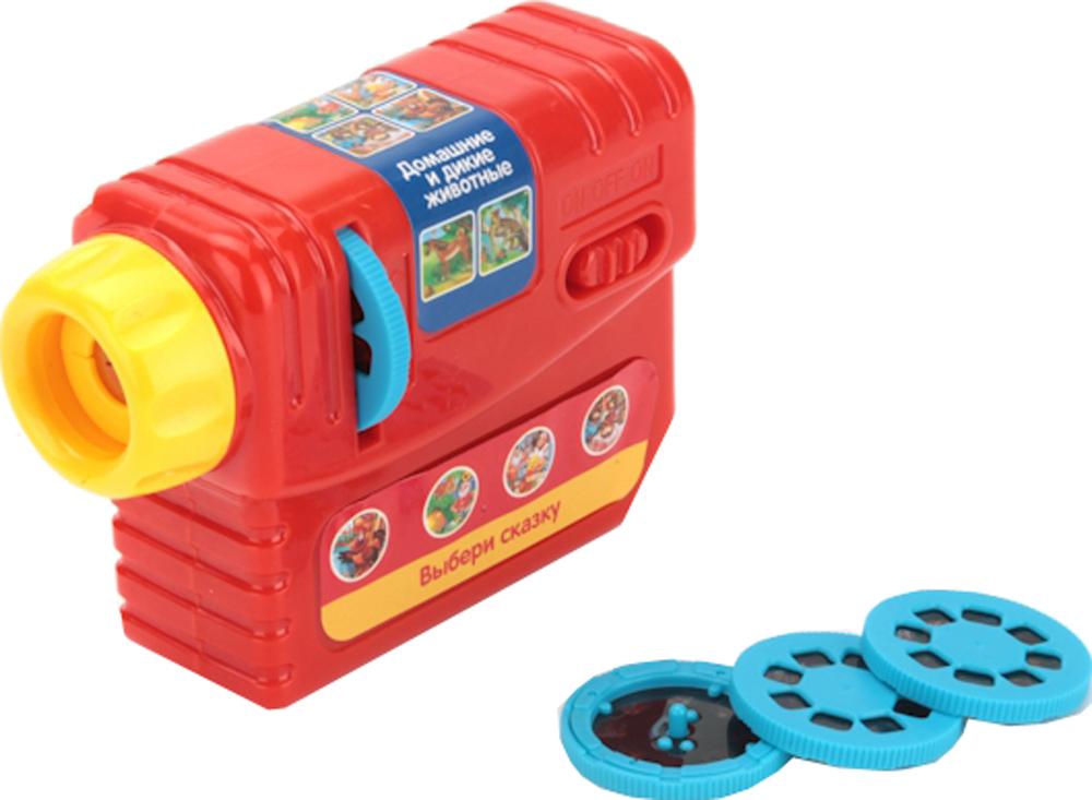 Фото - Интерактивная игрушка Умка Говорящий проектор проектор