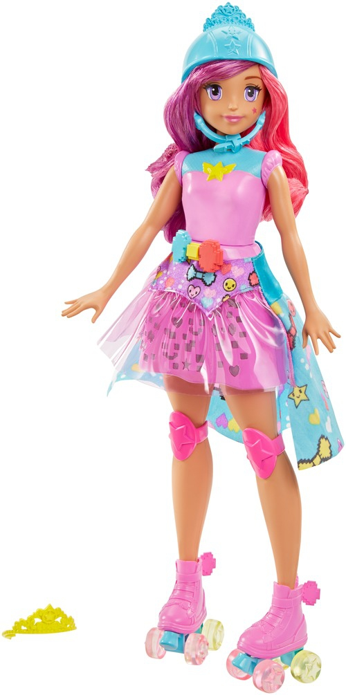 Barbie Barbie и виртуальный мир DTW00