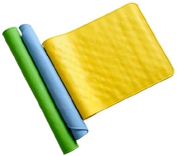 Коврики и круги Roxy-kids Детский антискользящий коврик для ванны коврик для ванны roxy kids 34х74 см в ассортименте