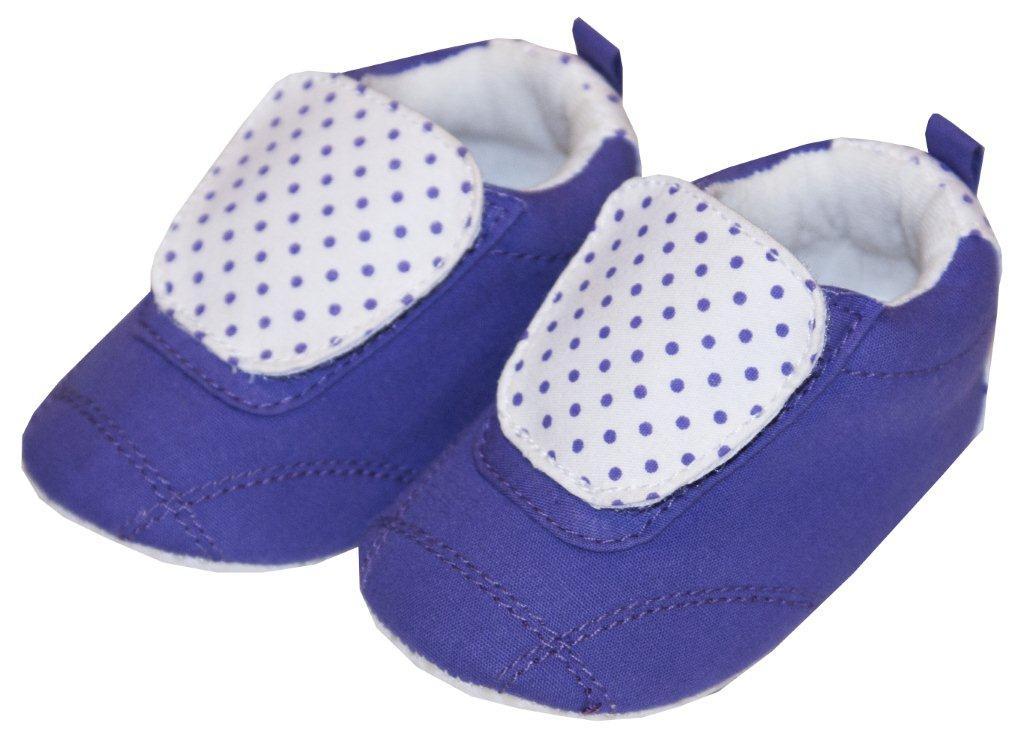 Полуботинки Barkito Светло-фиолетовый/белый htovila фиолетовый