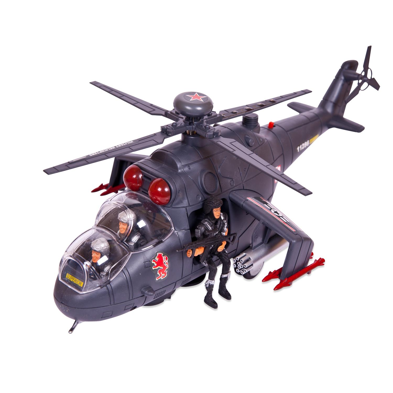 Игрушечные машинки и техника ABtoys Вертолет lo 250304к
