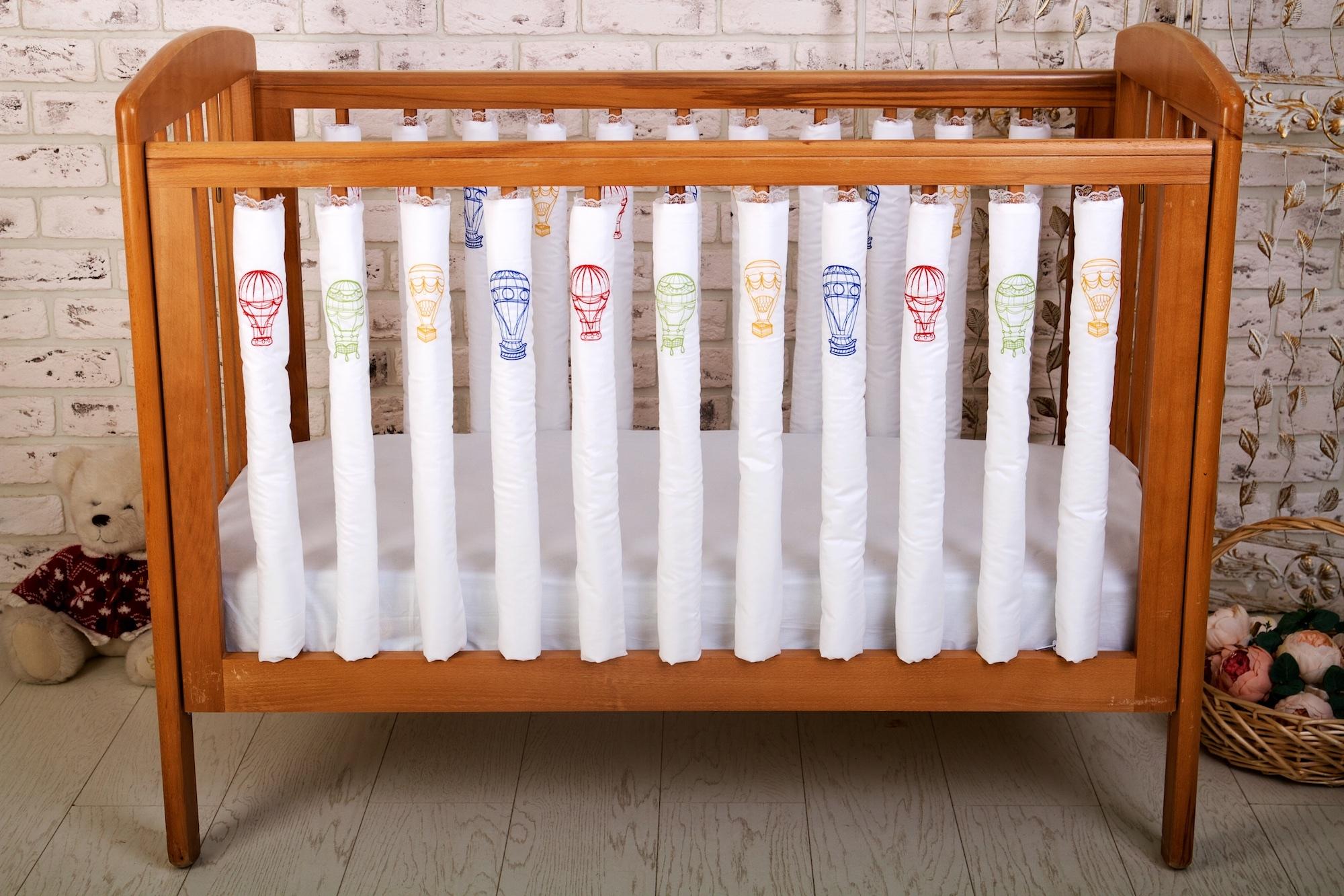 Аксессуары для кроваток Cloud factory Beauty Balloons 12 шт комплект фенс бамперов cloud factory 12 шт beauty balloons