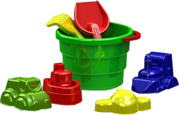 Игрушки для песка Пластмастер Пластмастер Путешествие пластмастер игрушечный набор монтажник