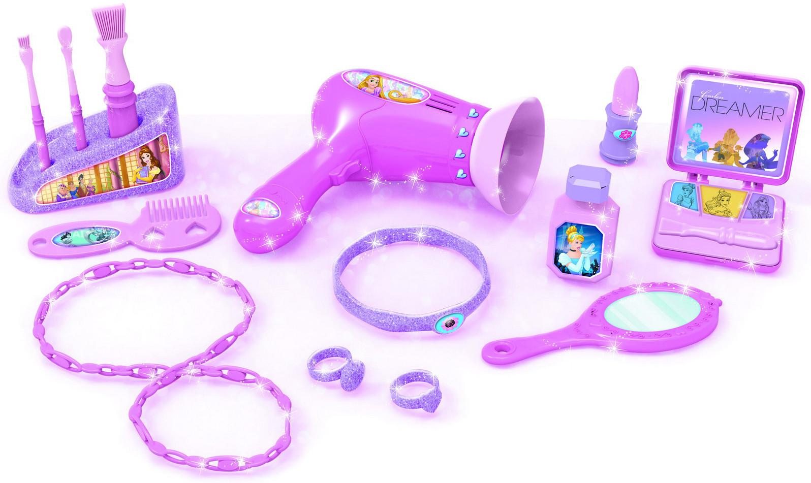 Игровые наборы Профессия Bildo Игровой набор Bildo «Парикмахерская. Принцесса» малая глубокая малая