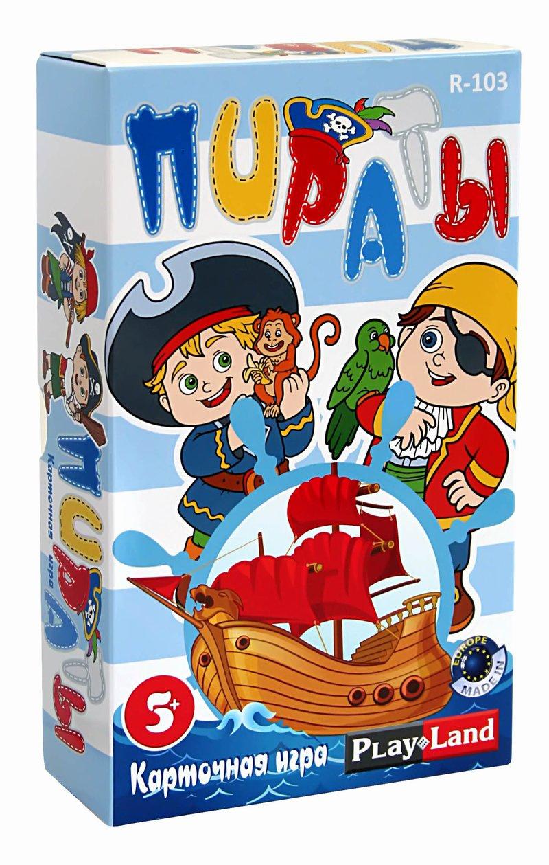 Купить Развивающие и обучающие, Пираты, Play Land, Болгария