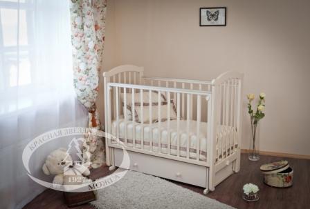 Кроватки детские Можга Ирина С625 презервативы дюрекс инвизибл ультратонкие n3