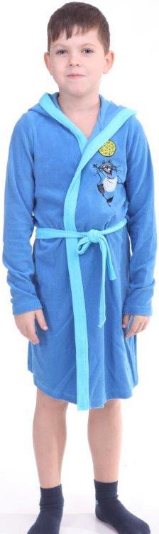 Халаты Свiтанак Халат для мальчика Свiтанак, синий футболки и топы свiтанак футболка для мальчика р108702