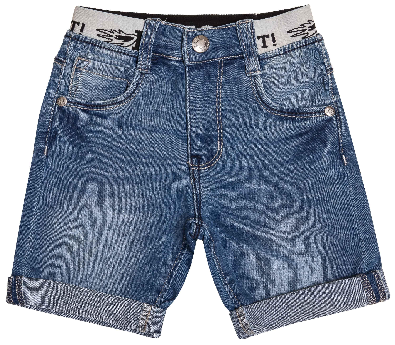 Шорты Barkito Джинсовые для мальчика, синие шорты для мальчика barkito синие