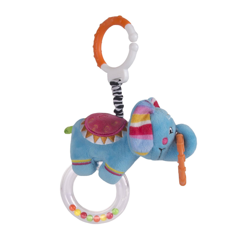 подвесные игрушки Подвесные игрушки и дуги Happy Snail Джамбо в цирке 17HS018PCJ