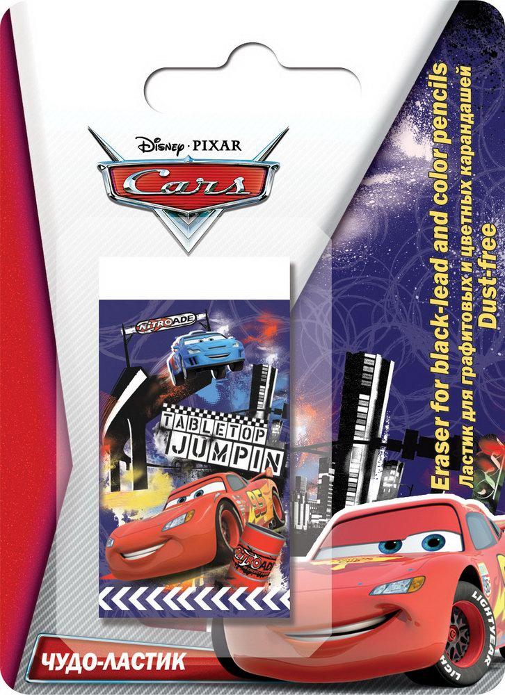 Канцелярия Cars Ластик Disney Cars ручки и карандаши cars набор цветных карандашей disney cars 12 шт